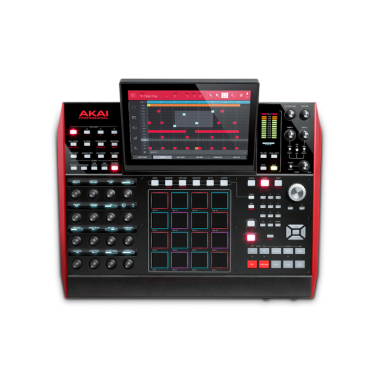 "Akai MPC X - Standalone Music Production Center With 10.1"" Full-color Multi-touch Display"