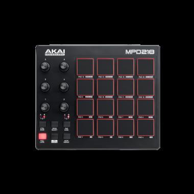 Akai MPD218 USD MIDI Pad Controller