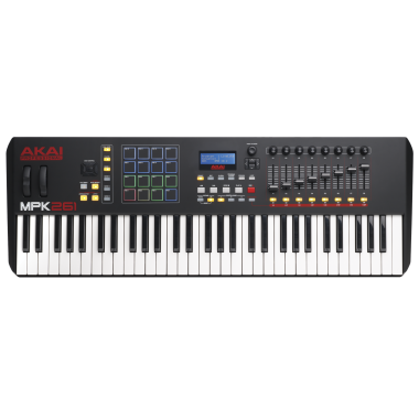 Akai MPK261 - Performance Keyboard Controller