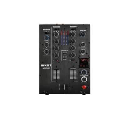 Mixars MXR-2 - 2-Channel Effect Mixer With Built in 4in/4out Soundcard