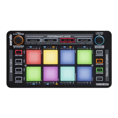 Reloop NEON - USB pad controller for Serato DJ