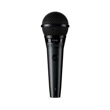 Shure PGA58-XLR - Cardioid Dynamic Vocal Microphone With XLR-XLR Cable