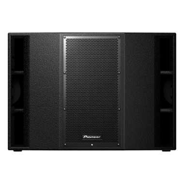 "Pioneer DJ XPRS215S - 1200W Dual 15"" Active Subwoofer - 25% Temporary Discount"