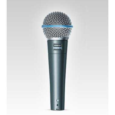 Shure Beta 58A Vocal Microphone
