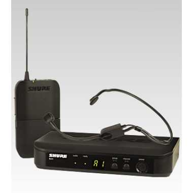 Shure BLX14/P31-H10 - Headworn Wireless System - $50 Temporary Price Drop