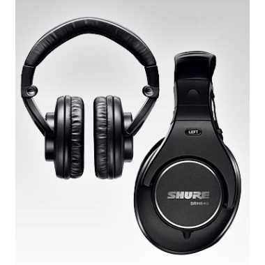 Shure SRH840 - Professional Monitoring Headphones