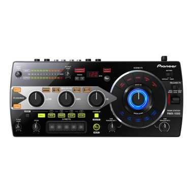 Pioneer RMX-1000 - Remix Station (Black)