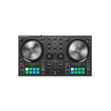 Native Instruments Traktor Kontrol S2 MK3 - Play-Anywhere 2-Channel DJ System