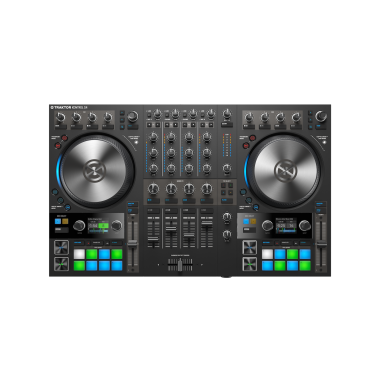 Native Instruments Traktor Kontrol S4 MK3 - 4-Channel DJ System With Haptic Drive