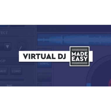 "Digital DJ Tips - ""Virtual DJ Made Easy"" Course"