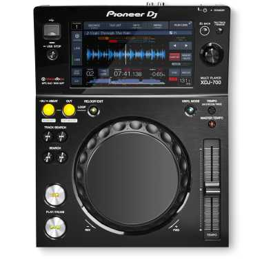 Pioneer XDJ-700 - Multi Player