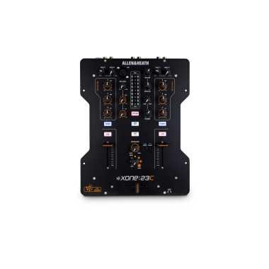 Allen & Heath Xone:23C - High Performance DJ Mixer and Soundcard