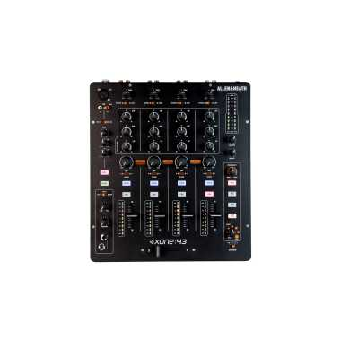 Allen & Heath Xone:43 - 4 Channel Analogue DJ Mixer