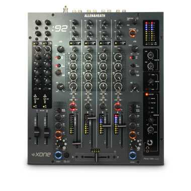 Allen & Heath Xone:92 - Professional 6-Channel Club/DJ mixer
