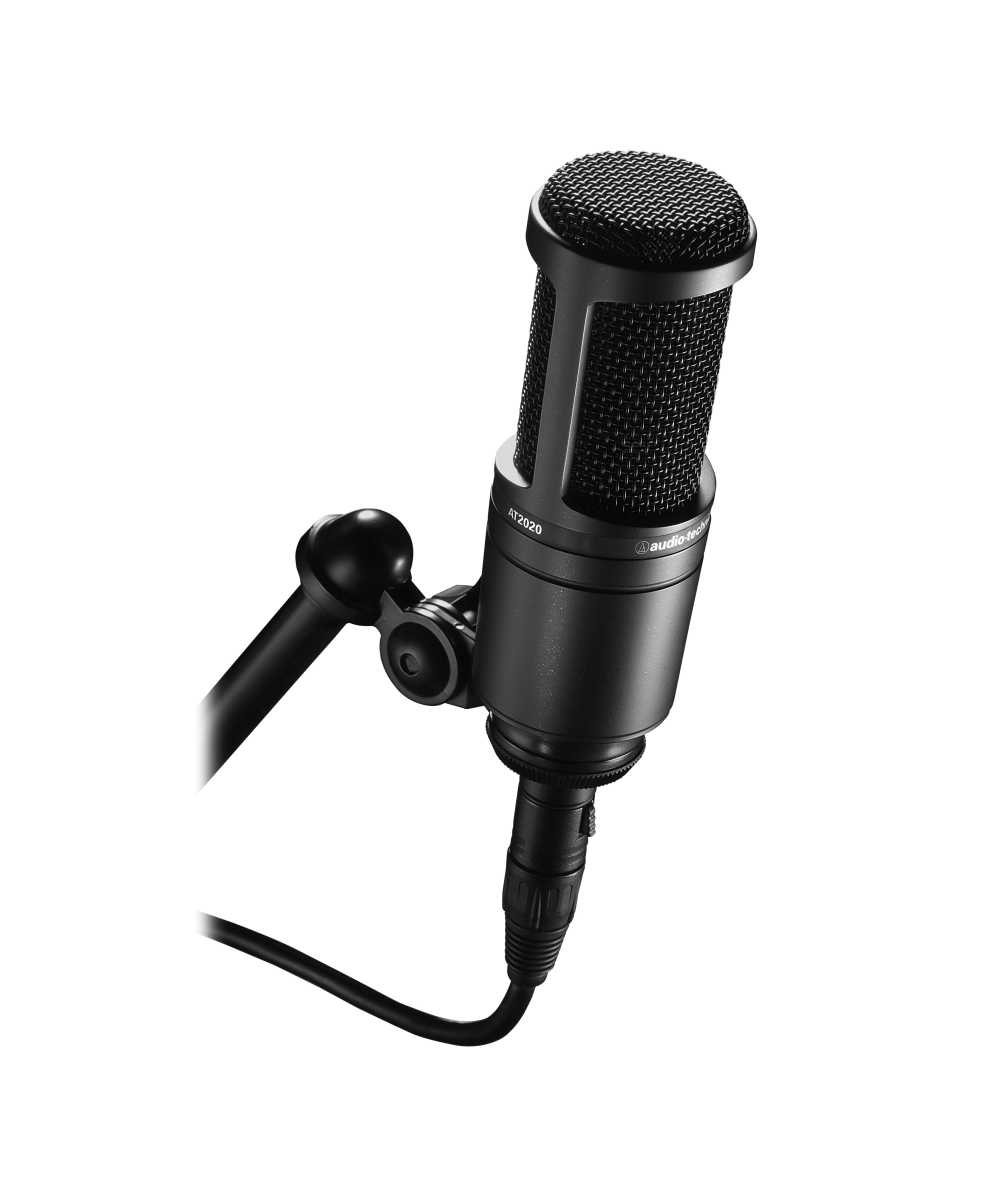 Choosing the best condenser mic for you