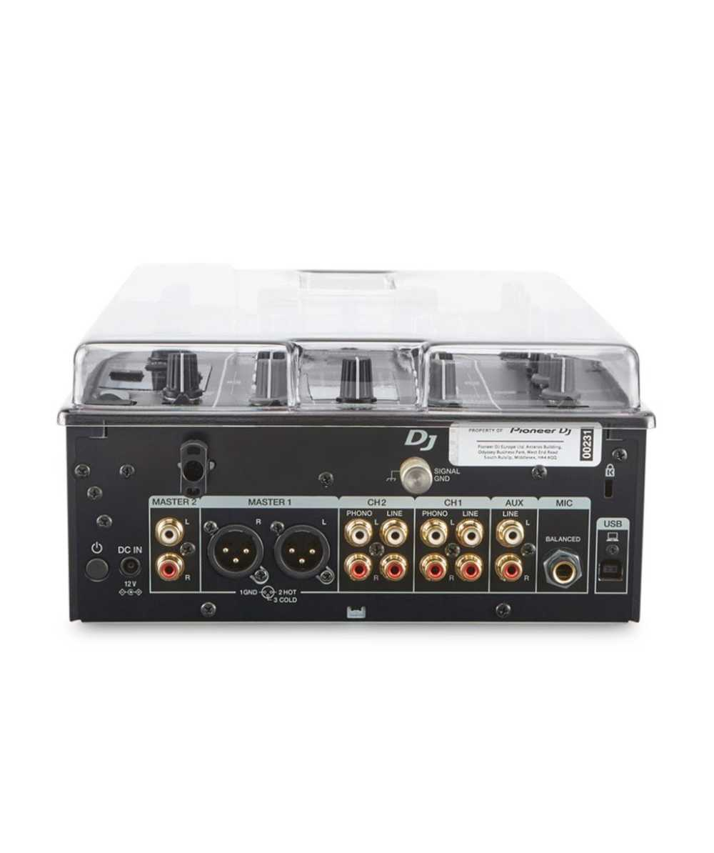 Decksaver DS-PC-DJM250MK2450 - Decksaver Cover Made for Pioneer DJ DJM-450  & DJM-250 MK2 Mixers