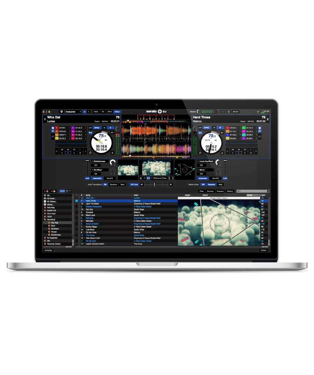 Serato Video - Video DJing Expansion for Serato DJ (Download) @ The
