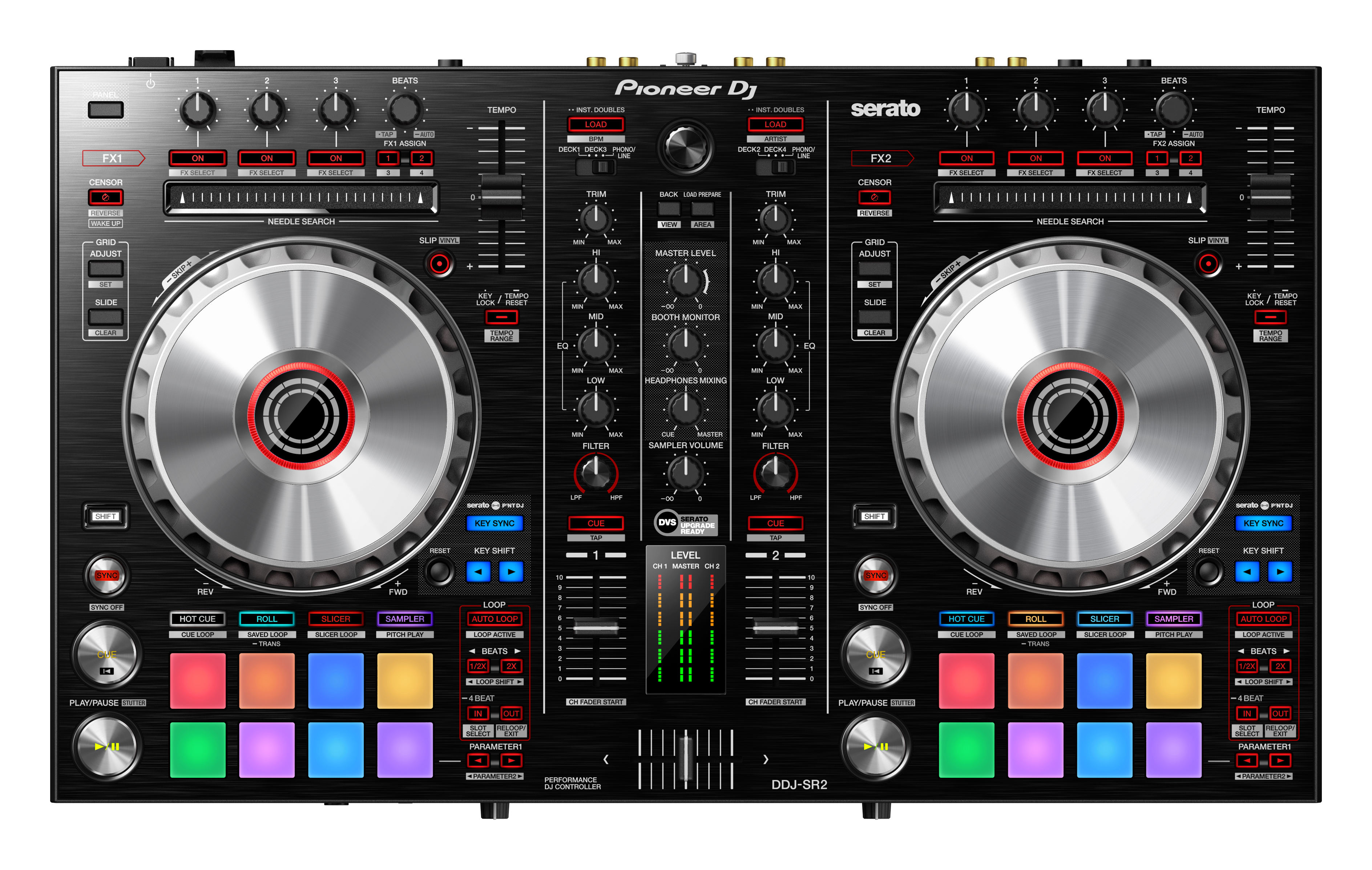 Serato DJ Equipment