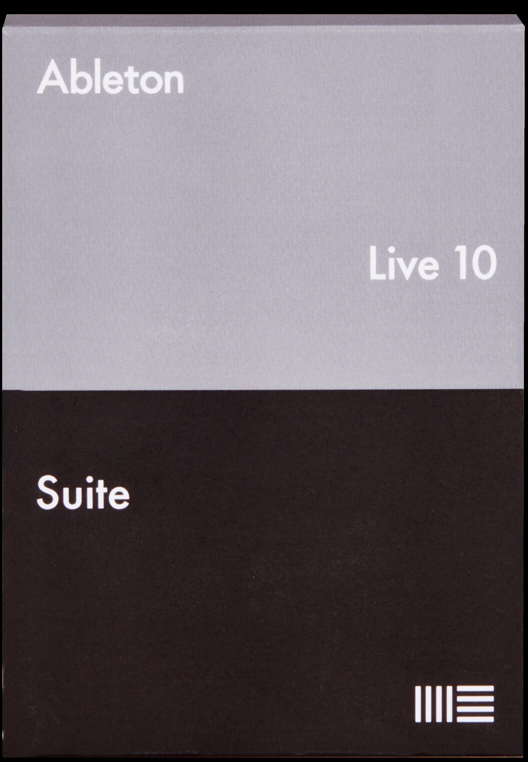 live suite ableton