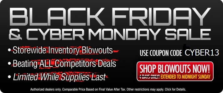 Pre-Thanksgiving Sale. Avoid Black Friday madness! We have 30 days price guarantee! Start shopping now to begin saving!