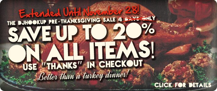 Thanksgiving 2013 Sale - Better Than a Turkey Dinner!