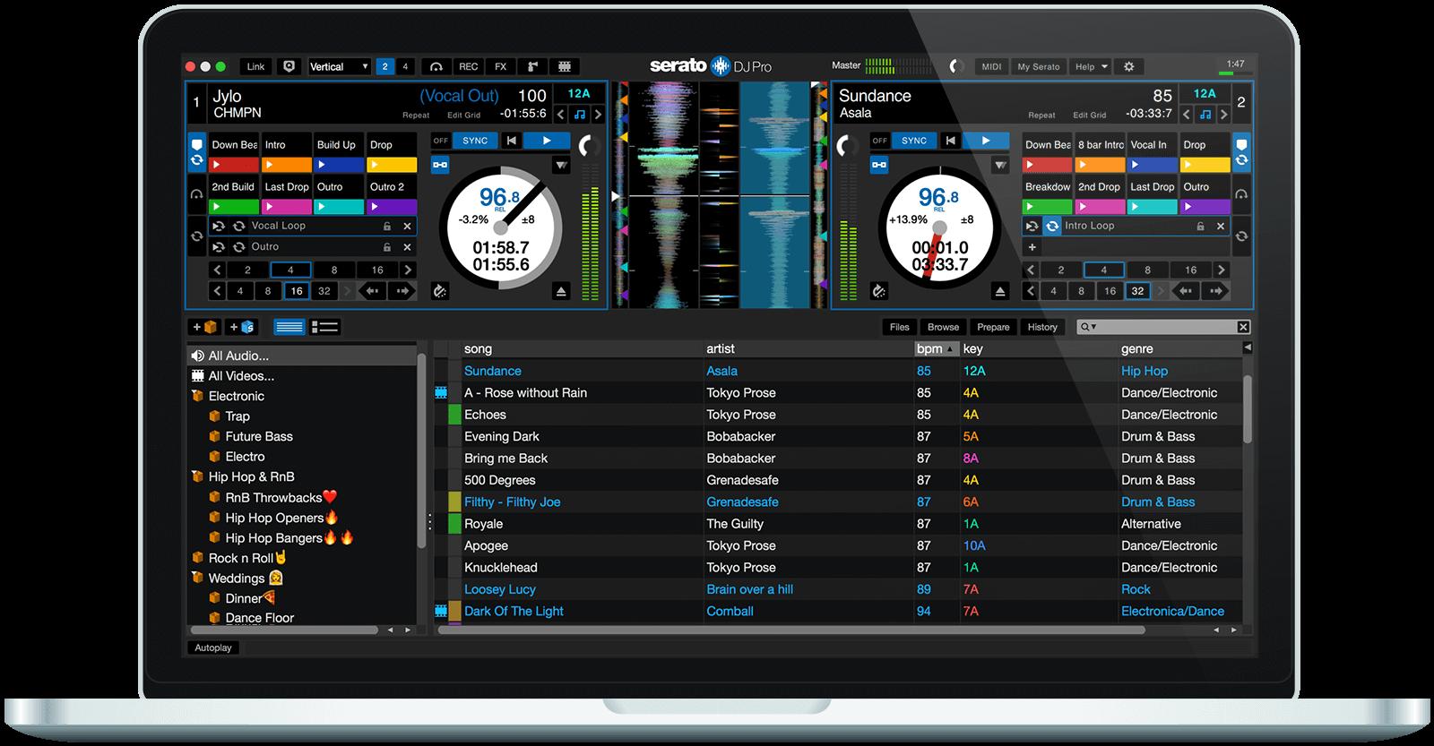 What's New In Serato DJ Pro
