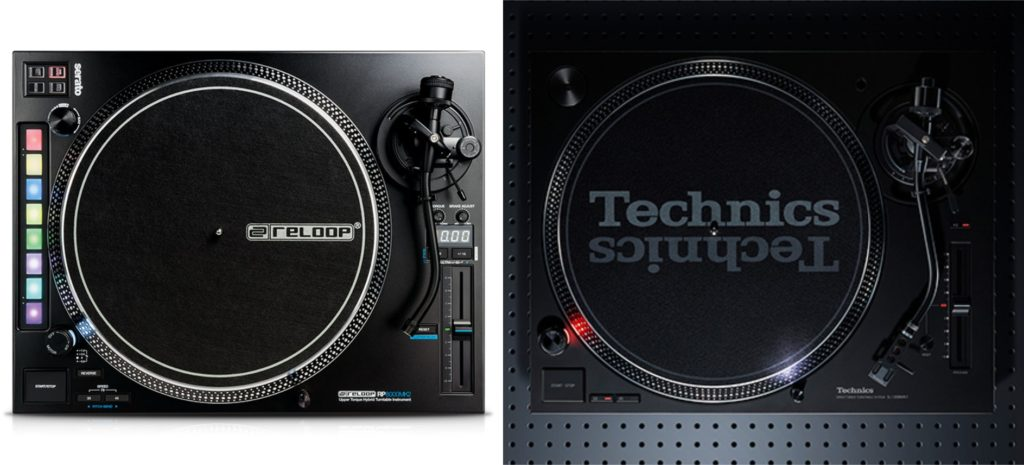 Reloop RP-8000 MK2 vs Technics SL-1200 MK7: Why the DJ Turntable You want in 2019 Isn't Technics