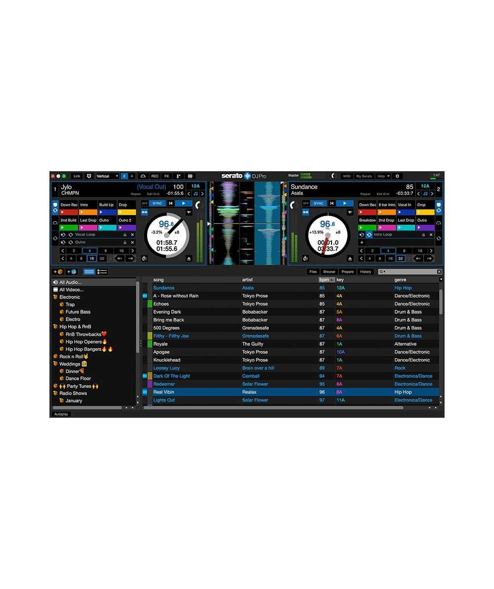 dj software full version